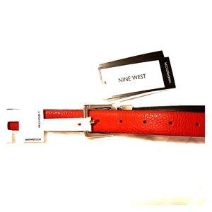 Nine West Reversible Belt